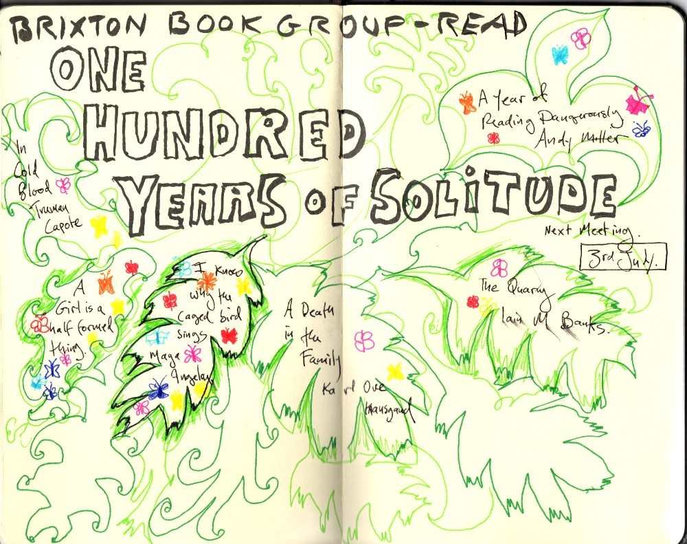 magical realism in one hundred years of solitude essay